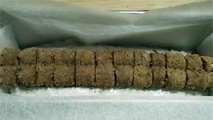 芋頭巧克力藏心蛋糕7