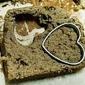 芋頭巧克力藏心蛋糕4