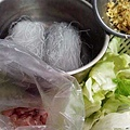 麻油雞冬粉1