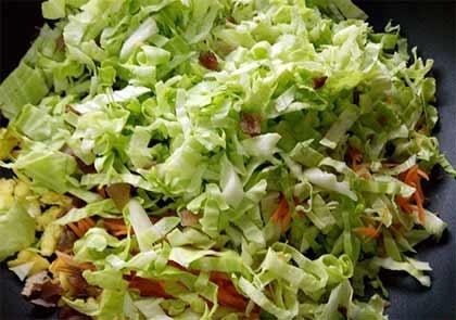 高麗菜素餃3