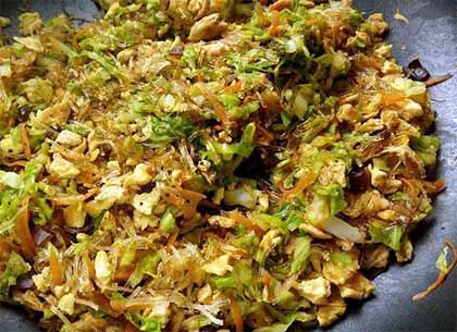 高麗菜素餃4