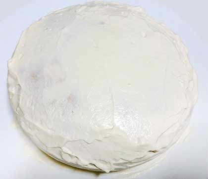 雙色奶油檸檬蛋糕6