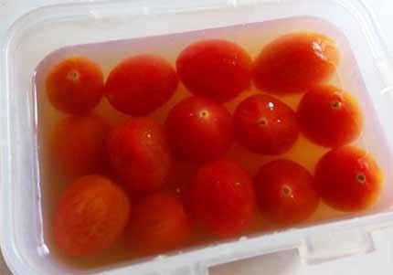 果醋蜜釀小番茄4