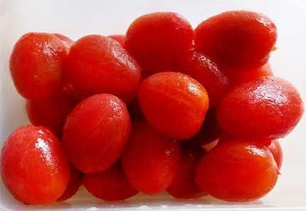 果醋蜜釀小番茄3