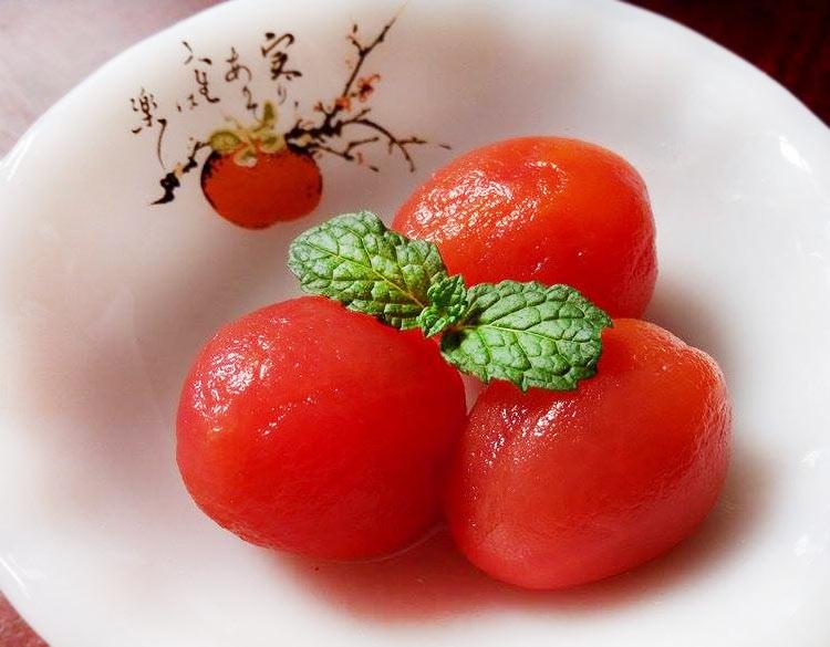 果醋蜜釀小番茄
