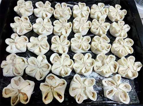 小花芋泥蝦餃4