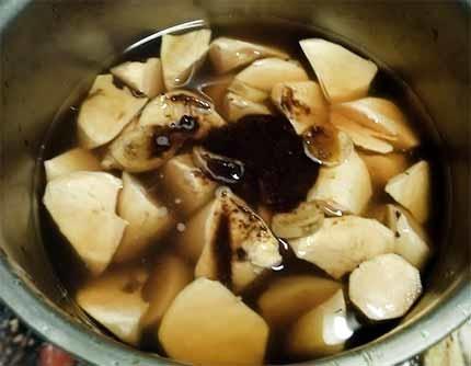 黑糖地瓜薑湯2