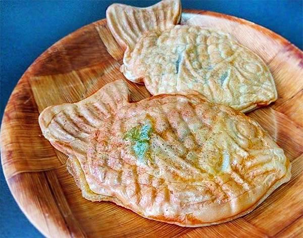 爆漿麻糬鯛魚燒