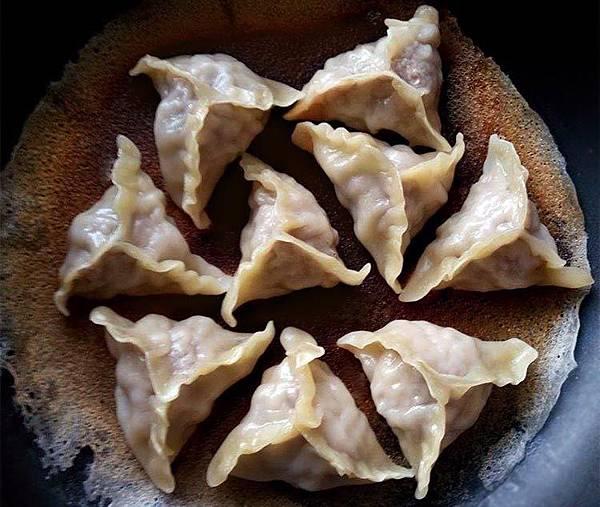 三角豚鼠餃