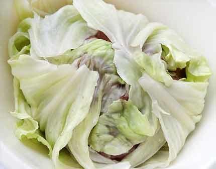 高麗菜封肉5