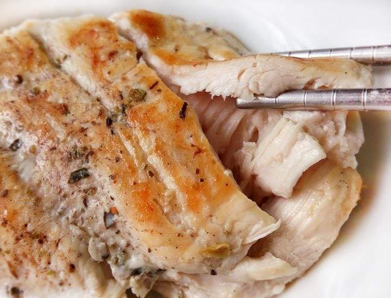 西式香料嫩煎雞排-