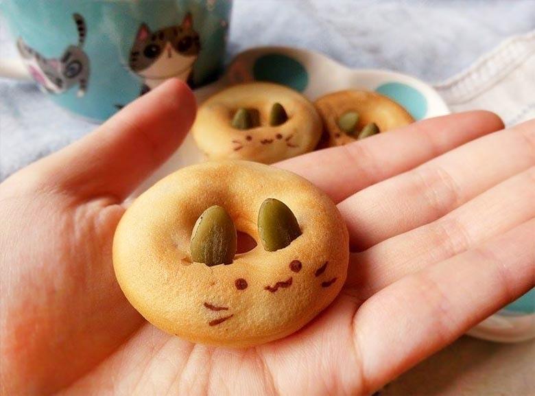 貓咪Q甜圈-