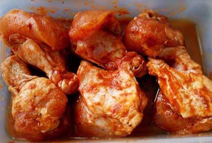 紐奧良烤翅腿2