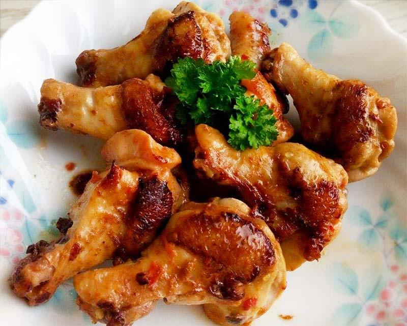 豆瓣醬燒雞腿-翅腿版
