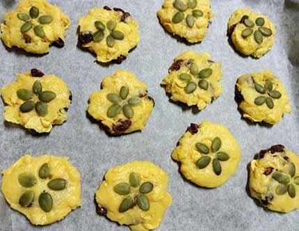 玉米脆片果乾餅乾4