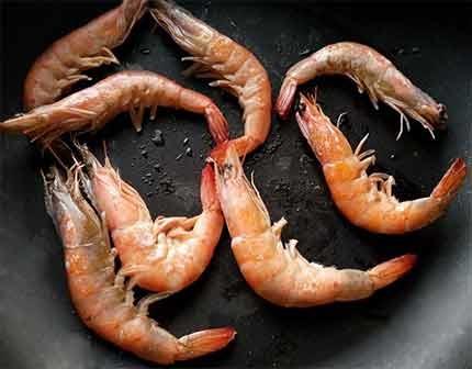 西班牙風鮮蝦冬粉煲1