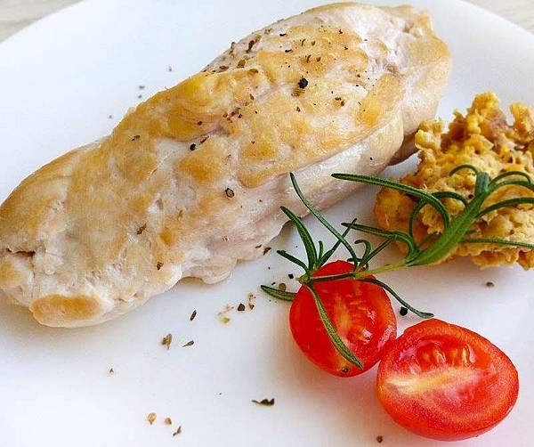 番茄起司雞肉捲