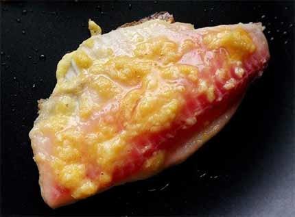 蛋煎起司鯛魚排4
