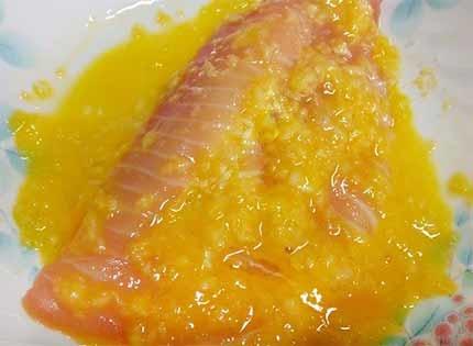蛋煎起司鯛魚排3