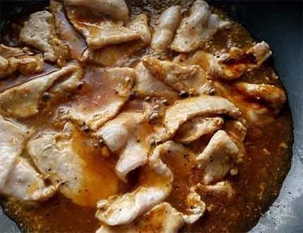 起司蘑菇豬肉麵3