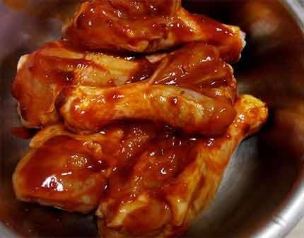 韓式辣燒雞2