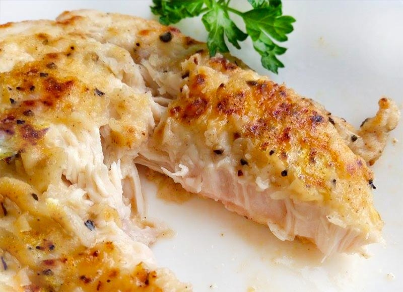 椒鹽煎雞排-