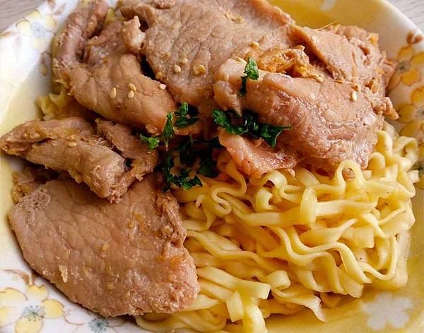 薑汁燒肉-