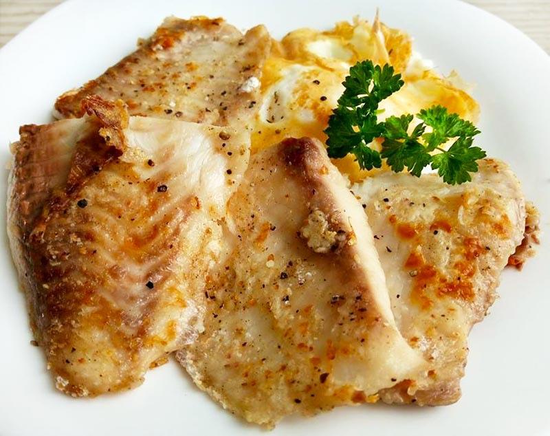 椒鹽鯛魚片
