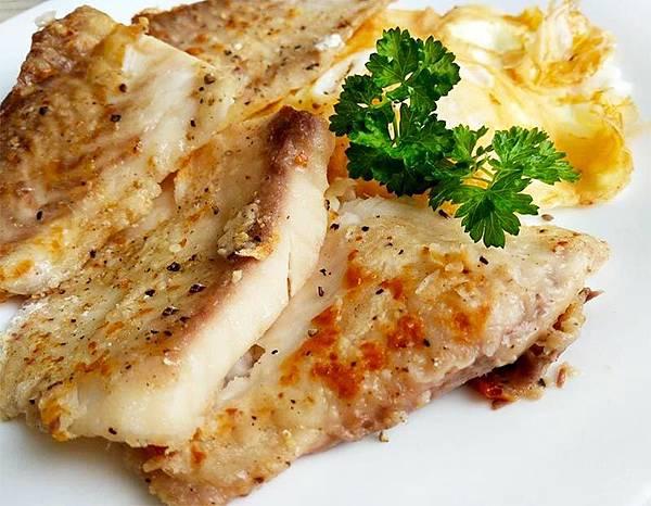 椒鹽鯛魚片-