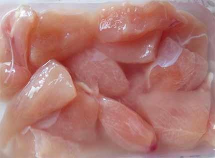 黑胡椒炒菇雞1