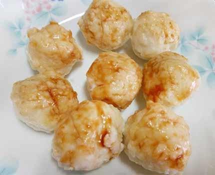 焗烤起司花枝丸2