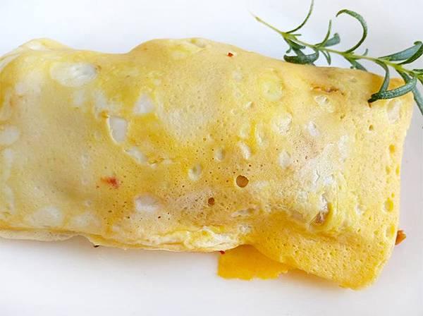 起司泡菜肉蛋捲