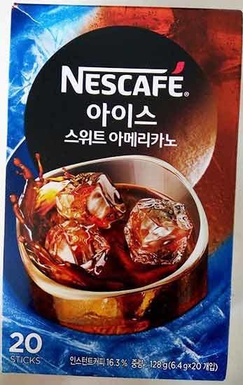 雀巢咖啡5