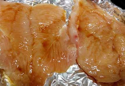 蜜醬烤雞胸3