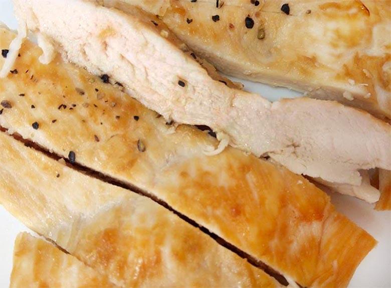 蜜醬烤雞胸-