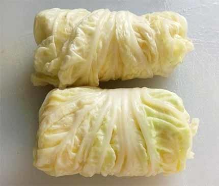 白菜起司雞肉捲6