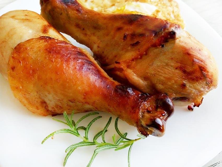 味噌烤雞腿