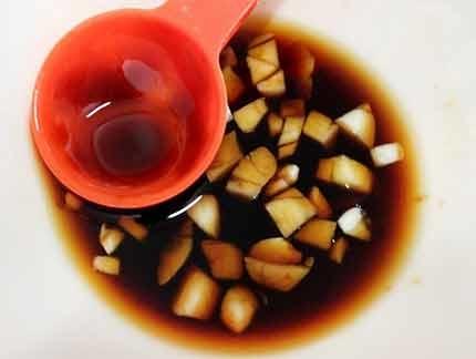 蒜味魚蒸絲瓜冬粉2