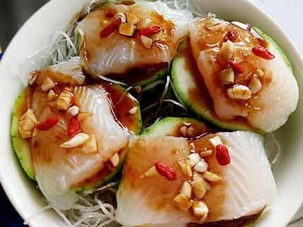 蒜味魚蒸絲瓜冬粉4