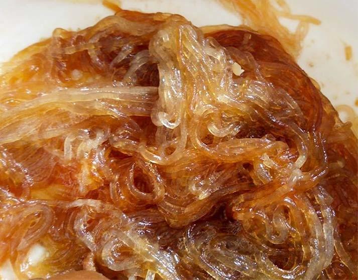 蒜味魚蒸絲瓜冬粉5