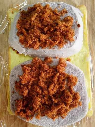 饅頭壽司捲3