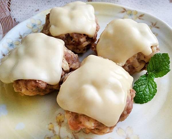 味噌豆腐肉丸-