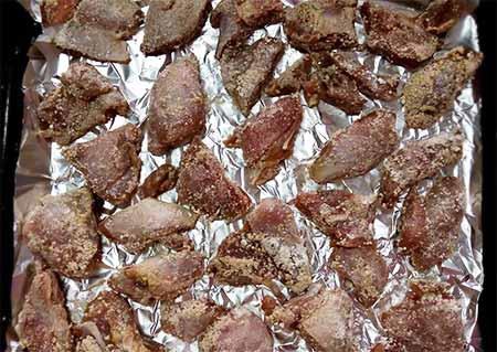 免炸鹹酥雞3