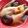 菜心香菇雞湯.jpg
