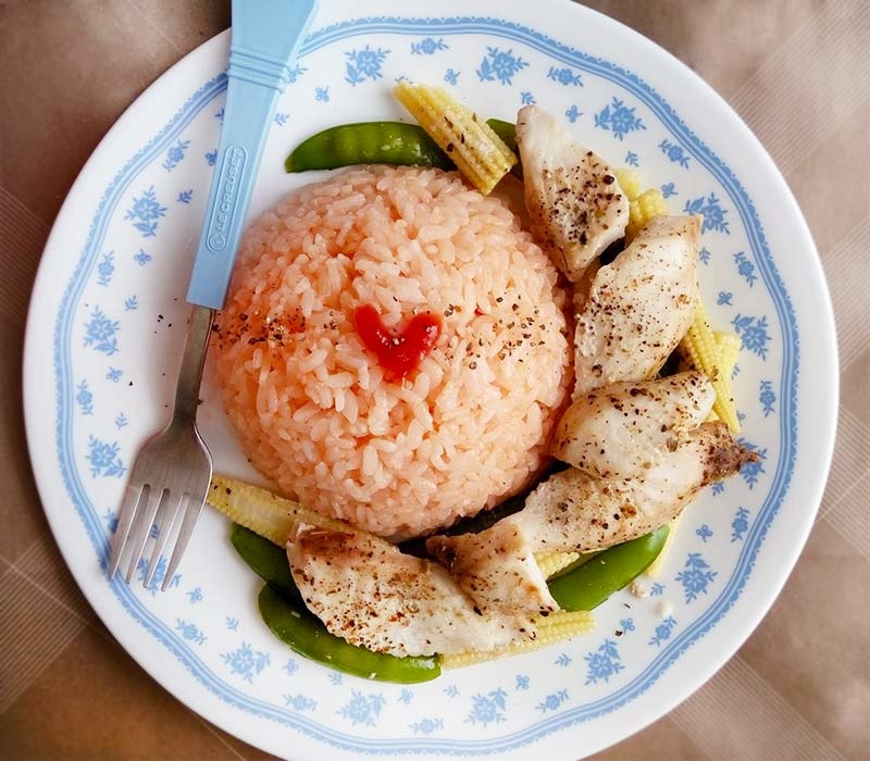 蔬香魚片佐茄醬飯.jpg