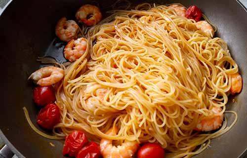 鮮蝦茄醬義大利麵4.jpg