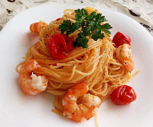 鮮蝦茄醬義大利麵-.jpg