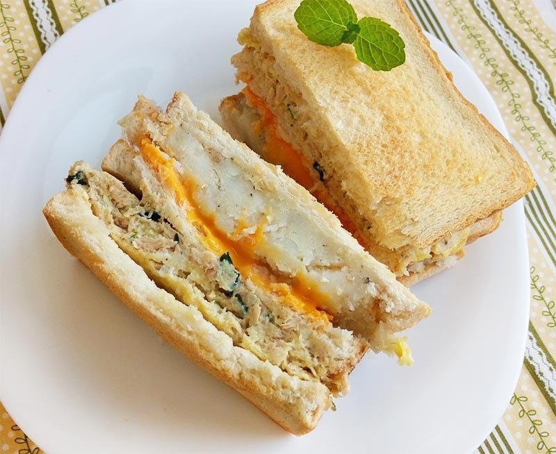 起司薯泥鮪魚蛋三明治.jpg