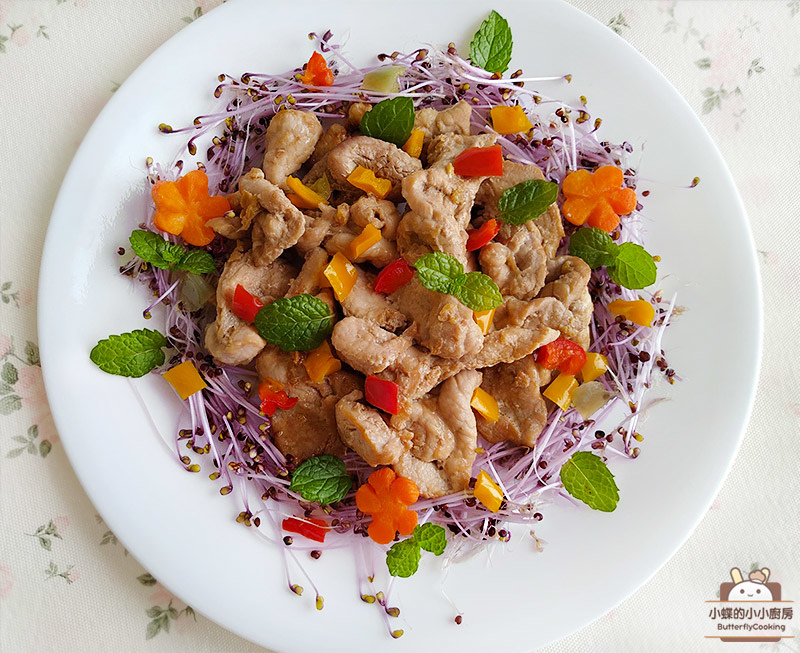 薑燒豬肉紫苗沙拉.jpg