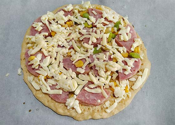 柚醬火腿披薩4.jpg